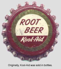 Kool-Aid bottle cap