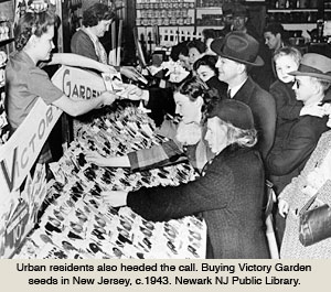victory gardens - The Victory Garden
