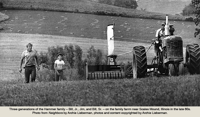 Farming In The 1950s And 60s