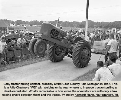 8000c0b858e Tractor Pulling during the 1950s and 60s