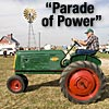 Parade of Power at Wessels Antique Tractor Show