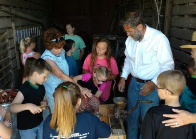 Classes on the Farm